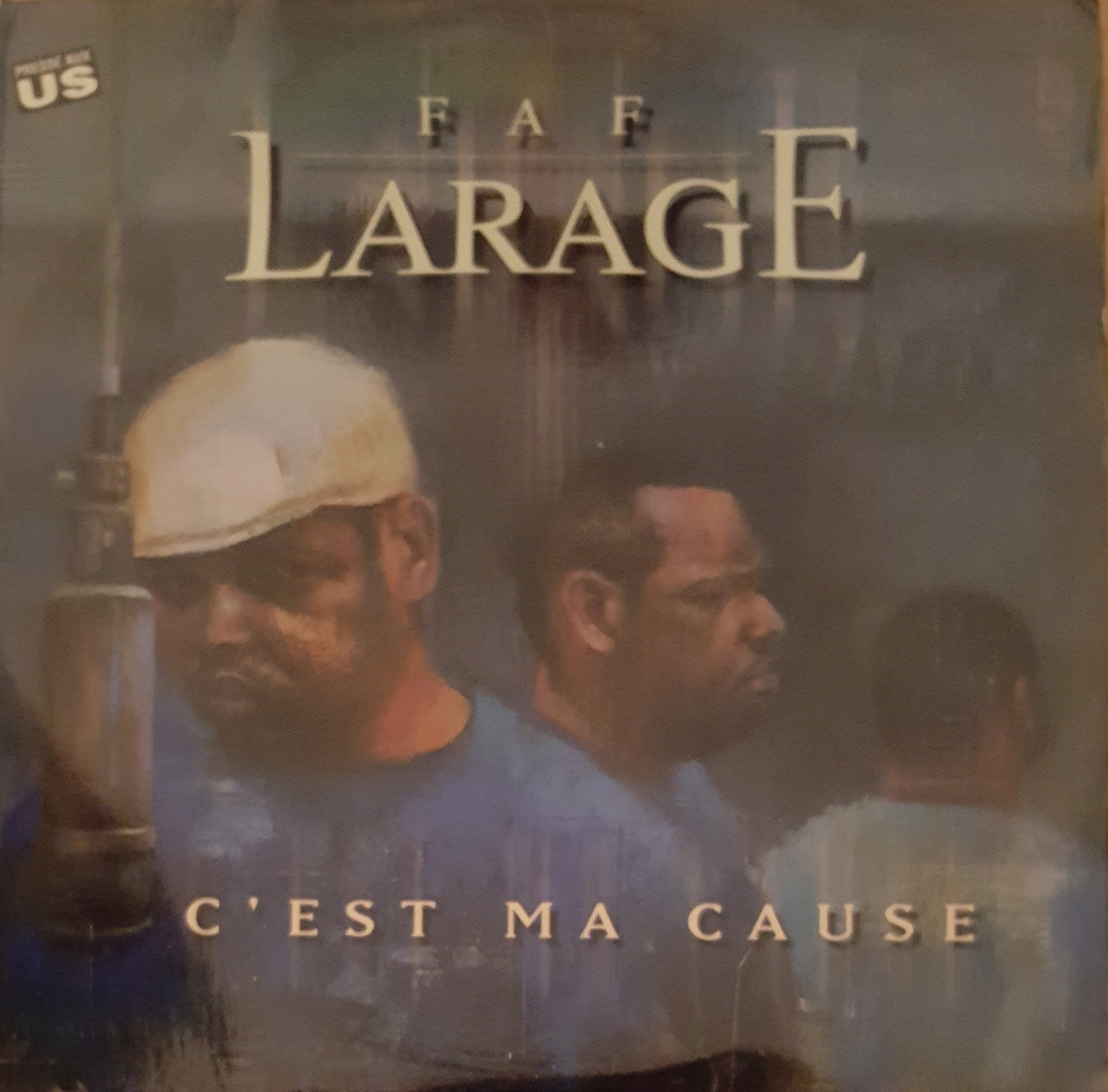 album faf larage cest ma cause
